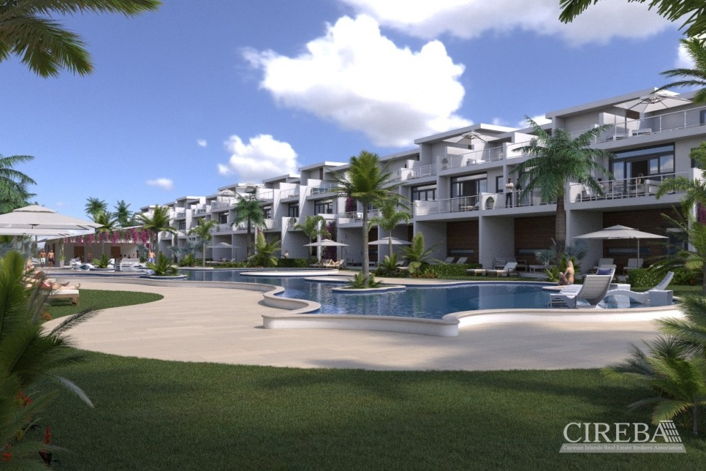 BAHIA - 3 BEDROOM RESIDENCE OVERLOOKING SOUTH SOUND