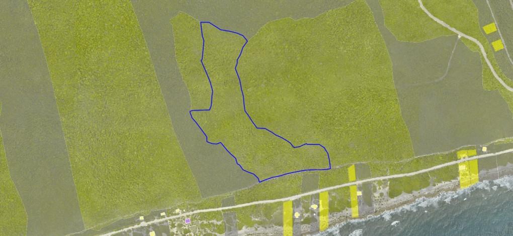 22 ACRES BLUFF LAND - SOUTH SIDE CAYMAN BRAC