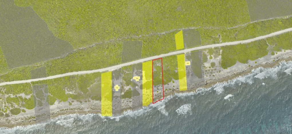 WATER FRONT LAND - SOUTH SIDE CAYMAN BRAC