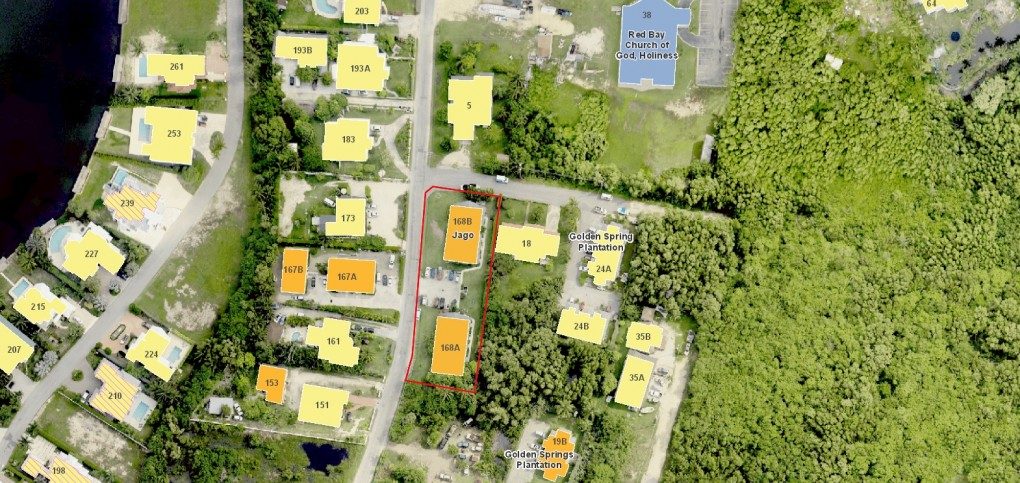 RED BAY APARTMENT - SELKIRK DR.