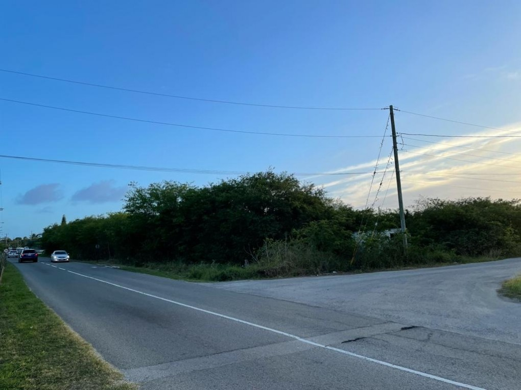 HIRST RD. PROPERTY - `1.24 ACRES