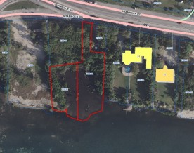 SOUTH SOUND OCEANFRONT ACREAGE