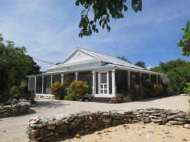 CAYMAN BRAC HISTORIC HOME RENOVATED