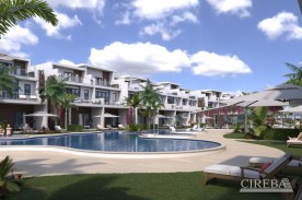 BAHIA - 3 BEDROOM RESIDENCE WITH POOLVIEWS