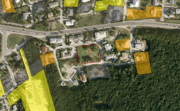 2 LOTS - HALIFAX RD. - OFF LINFORD PIERSON HWY
