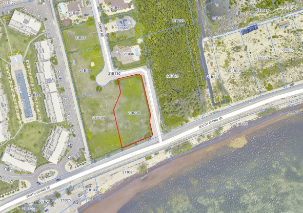 SOUTH SOUND OCEANVIEW HOMESITE