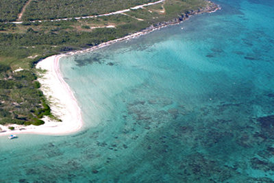 Point of Sand in Little Cayman