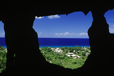 The Caves of Cayman Brac
